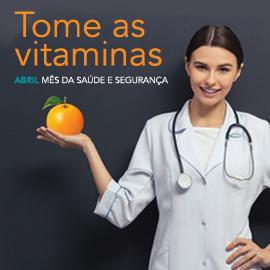 Abril-Mês da Saúde e Segurança