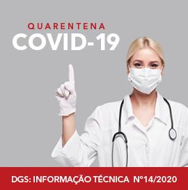 Quarentena COVID-19: Catálogo de Ações de Sensibilização