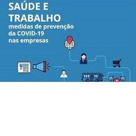 Covid-19 – DGS lança manual com as principais medidas de prevenção nas empresas