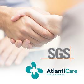 Protocolo – SGS PORTUGAL e ATLANTICARE, juntas por uma Oferta de Saúde e Segurança no Trabalho mais completa